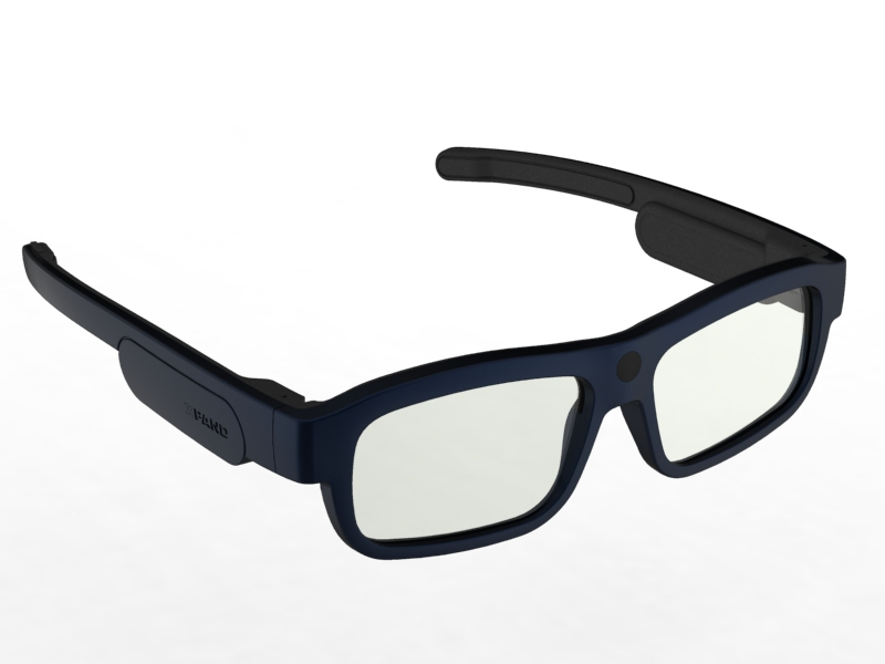X104 Universal 3D Glasses (inc RF adapter)