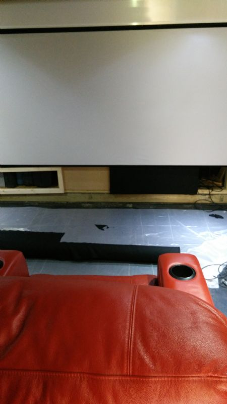 Demo Room Kalibrate Limited Home Cinema Products