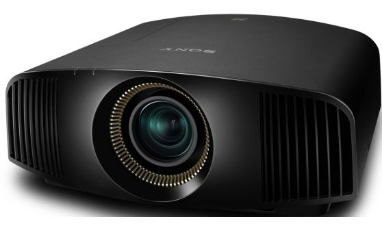 Sony VPL-VW320 4K 3D Projector