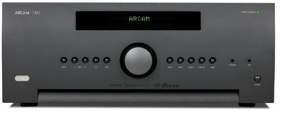 AVR850 (featuring Dirac Live, Atmos, HDCP2.2 etc)