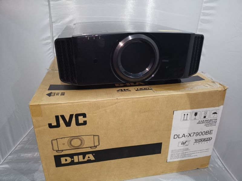 Used JVC X7900 Available now | Kalibrate Limited | Home Cinema products, Calibration, DVD Players, 3D Glasses | Audio Systems | Cinema Systems