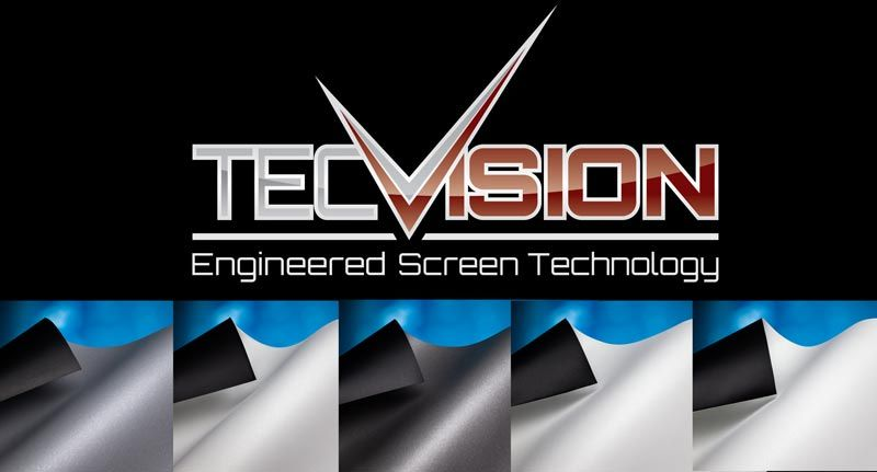 Tecvision Projector Screens