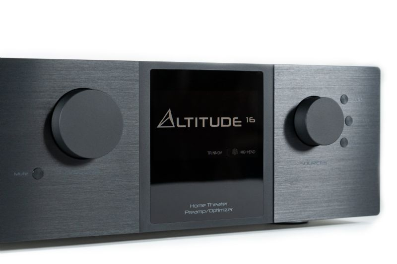 Trinnov Altitude 16 Sixteen Channel Pre Amplifier | Kalibrate Limited | Home Cinema products, Calibration, DVD Players, 3D Glasses | Audio Systems | Cinema Systems