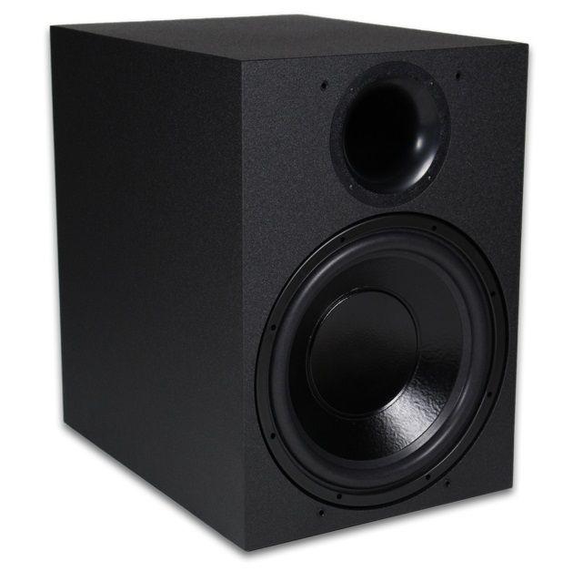 power sound audio v1500 single 15 single driver ported subwoofer