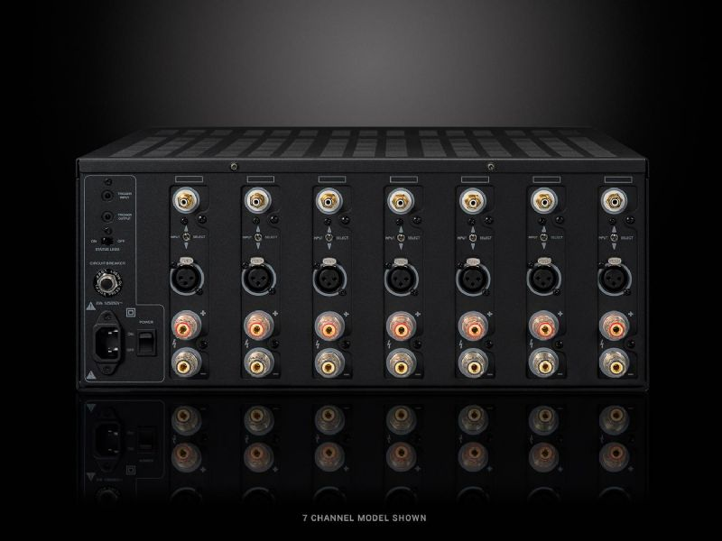 Emotiva  XPA Gen3 Fully Modular Power Amplifier - 7 Channel - Ex Demo | Kalibrate Limited | Home Cinema products, Calibration, DVD Players, 3D Glasses | Audio Systems | Cinema Systems