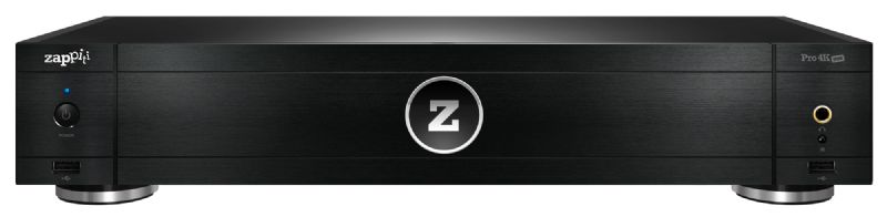 Zappiti Pro 4K HDR | Kalibrate Limited | Home Cinema products, Calibration, DVD Players, 3D Glasses | Audio Systems | Cinema Systems